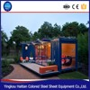 Modular Prefabricated Prefinished Integrated Foldable Container house