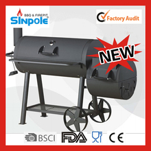 2015 Hot Sell Sinpole Charcoal Barbecue Smoker with CE/GS/FDA approved(KLD3003)