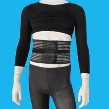 HaoZheng Hot selling Elastic fishnet Lumbar belt with bag