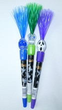 Cheap And Hot Selling Novelty Pop Up Halloween Ball Pens