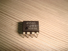 Hot sale IC new and original integrated Circuit price jrc4558d