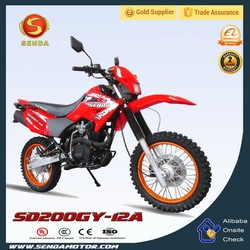 Hot Chongqing 200cc Dirt Bike, Reliable Quality Off Road Bike Motorcycle, China 200cc Dirt Bike for Sale Motorcycle SD200GY-12A