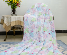 Wholesale air quilt 120-600gsm elegant Style and Woven, Stitching Technics summer quilt