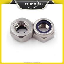 Good quality Din 985 ring lock / nut