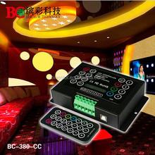 DC12V -24V led rgb controller 3 channel rgb strip controller ir remote 24v led RGB controller