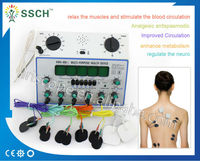 Portable High-quality Physical Therapy Equipment Electro Muscle Acupuncture Stimulator