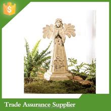 A grandezza fata angeli in resina statue di grandi - Statue da giardino in resina ...