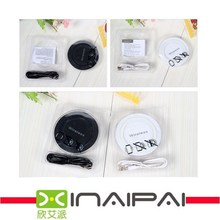 QI Wireless Charger for Samsunng Galaxy S6 Edge S6 for Apple Iphone Cell Phone 02