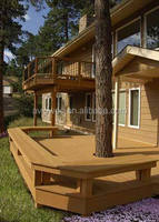 Termites proof insects proof WPC house