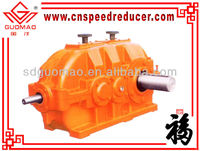 China favourable price hard tooth cylindrical type of gear box