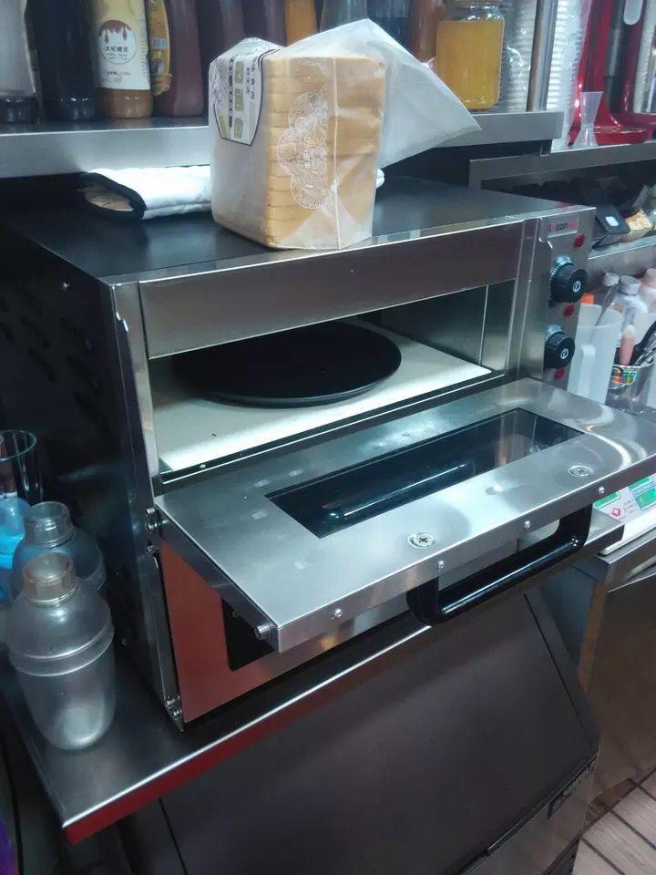 Haute qualit industrielle commerciale four pizza avec for Equipement de cuisine commerciale