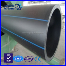 2015 HOT SALE China famous brand (Wenyuan) Group hdpe sewer pipe