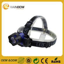 Super bright 3w led flashlight best cheap headlamp