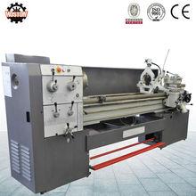 Hoston CD6260C 1500 mm grande husillo agujero 80 mm Hobby torno de Metal
