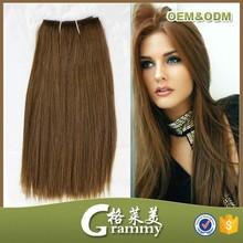 100% russian hair weave russian hair extensions