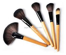 Professional 24pcs Makeup Brushes Set Wholesale makeup brush bag