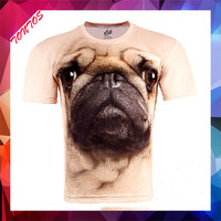 100% polyester sublimation printing wholesale new pattern t-shirts