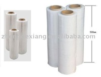 LLDPE plastic pre-stretch film for pallet packaging