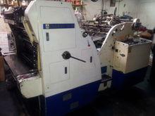 used printing machine