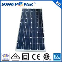 1000v off grid solar power system High quality poly