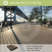Hot sell easy to install, avoid lacquer, zero - formaldehyde, anti-corrosion, non-slip outdoor veneer wood decking flooring