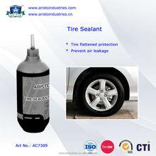 Puncture repair liquid tyre sealant, tyre sealant kit, anti puncture tyre sealant