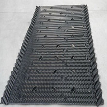 China cooling tower fill sheet, PVC cooling tower Marely fill, Cooling tower pvc material
