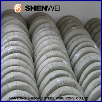 cold drawn spring steel wire 60Si2MnA, SUP7, 9260, 65/66Si7, 60SiCr7, 60C2, 61S7
