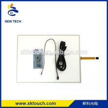 Factory direct 4-wire resistive touch screen bbtank bud touch