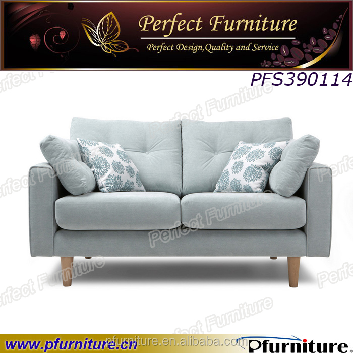 Living room sofa modern premium quality fabric wooden corner sofa