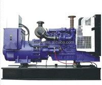Dual fuel Industrial generator,diesel and gas