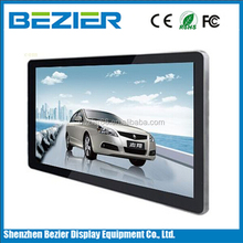 42 inch indoor wall mount tablet bus display advertising elevator usb video player kiosk monitor video player