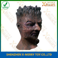 X-MERRY Old Trunk Tree Man Mask Halloween Good Party Decoration Fancy Dress Up