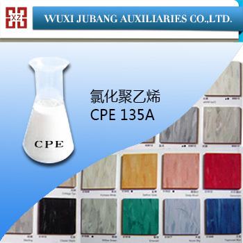 Plasticized chlorure de polyvinyle, Cpe 135a, Bonne qualité, Sol en pvc