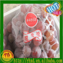 Red grapes packing bag/Plastic bag for grapes packing/Fruit packing bag