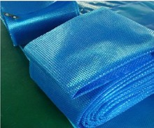 Pretty quality anti-UV Hard Plastic Swimming Pool Solar Cover, Bubble Plastic Pool Cover