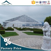 Wholesale fashion transparent canvas party tents canopy with central air condition