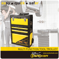 Multi Functional Tools Trolley with wheels