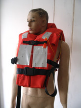 EC CCS approved marine Foam Life Jacket for adults