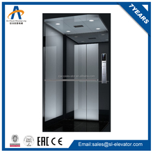 Top quality home partment hotel passenger elevator lift for 6 person