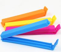 Promotional Plastic Bag Clip / Plastic Food Bag Clip / Plastic Bag Seal Clip