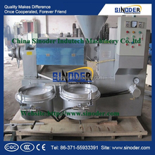 Supply edible palm oil production machines vegetable Linseed oil making machine Oil refinery and the packing unit