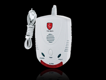 home use LPG natural gas leak detector alarm GS861