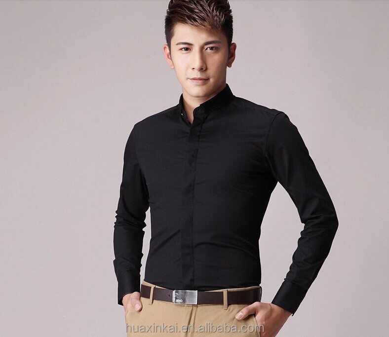 Black Shirt Office | Is Shirt