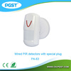 Mini pir detector with special plug bracket PA-83B, CE&ROHS