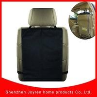 Mesh pockets Cheap Car Seat Travel Bag/car Kick Mat for free samples