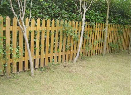 Cheap Fir Wood Fence Buy Wood Garden Fencing Small Wood