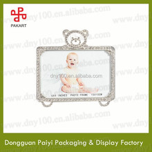 Customizing various delicate acrylic float digital picture frame