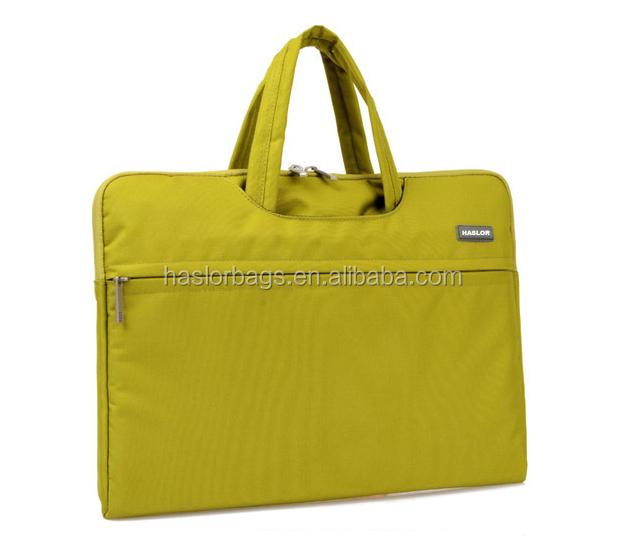 Design de mode ordinateur portable pas cher sacs pour filles