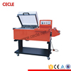Cecle two in one hand operated shrink wrapping machine